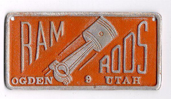 Ram Rods from Ogden Utah