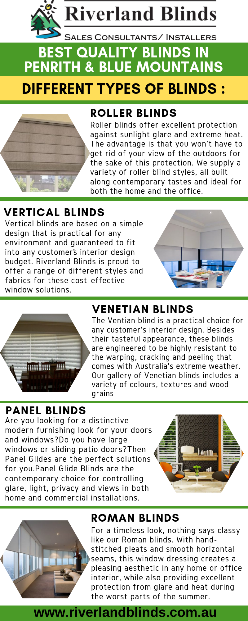 Blinds Installation in Penrith & Blue Mountains Blinds
