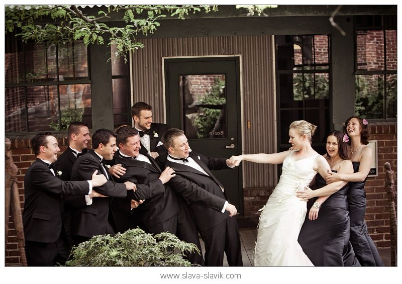 fun wedding party pictures - Google Search | Photography/Weddings ...
