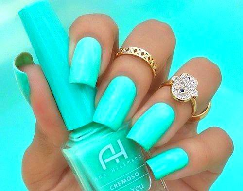 21 beautiful neon nails to try | Neon nails, Neon and Nail pictures
