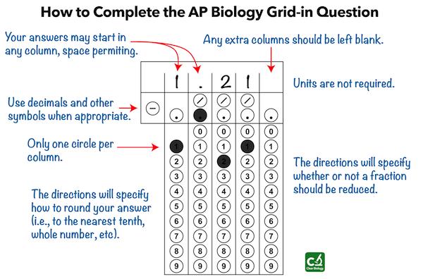 Ap biology grid-in practice youtube.
