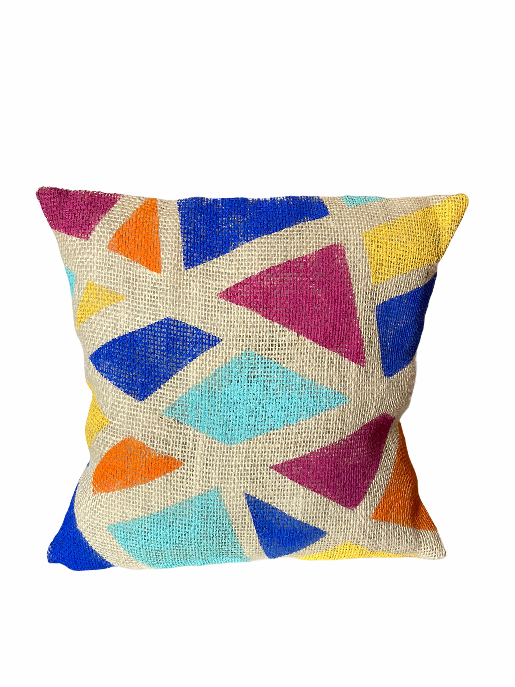 DIY Painted Pillow Craft Kit