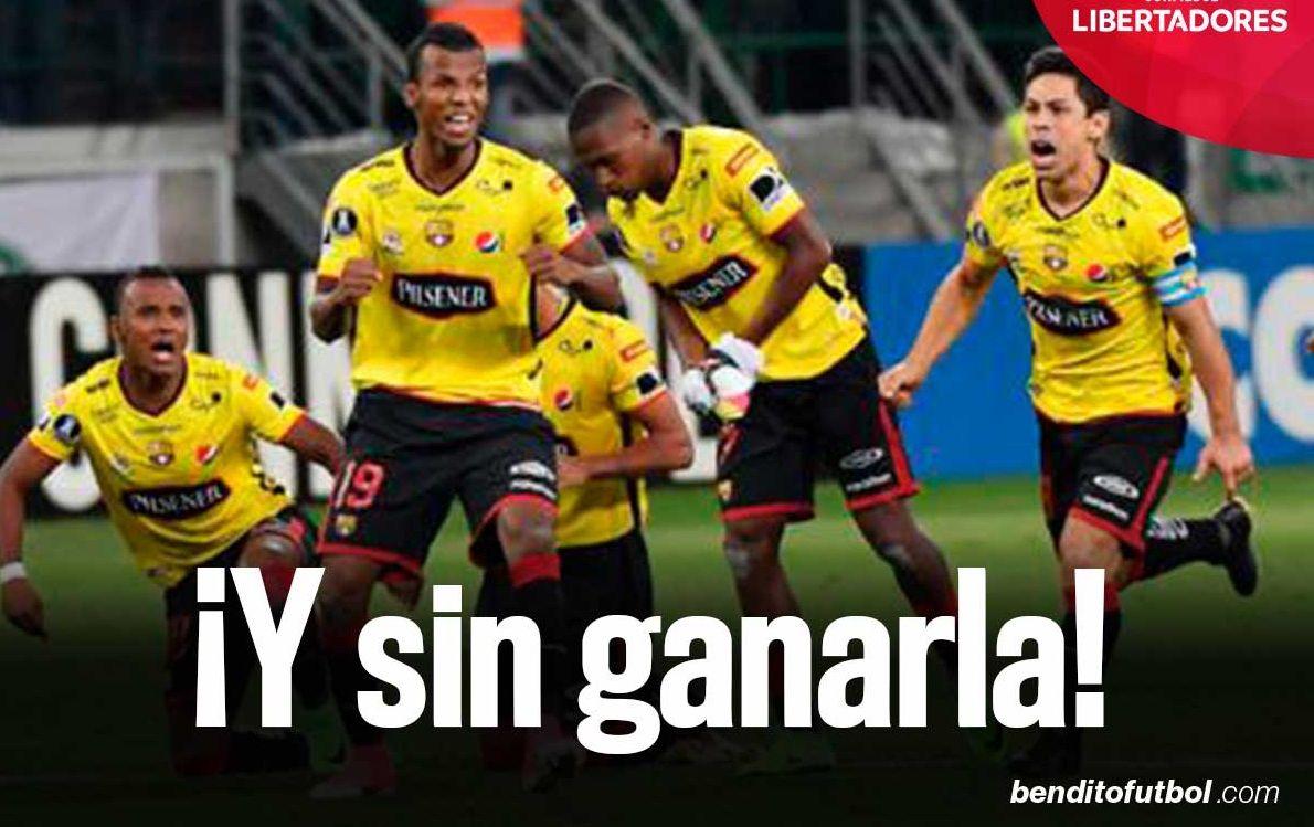 Barcelona es declarado el mejor club ecuatoriano en la