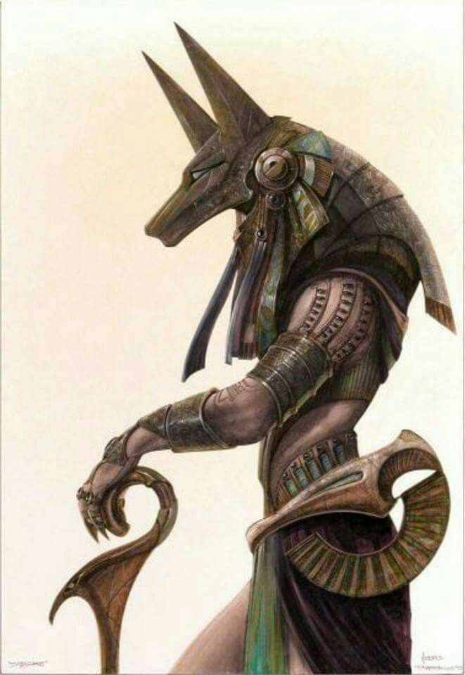 Egyptian Gods  Mythology  Mithology En 2019  Anubis -5401