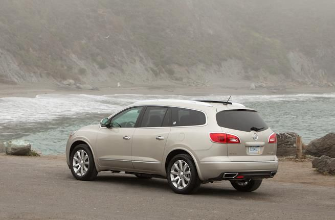 Elegant Buick Enclave Suv Cars Buick