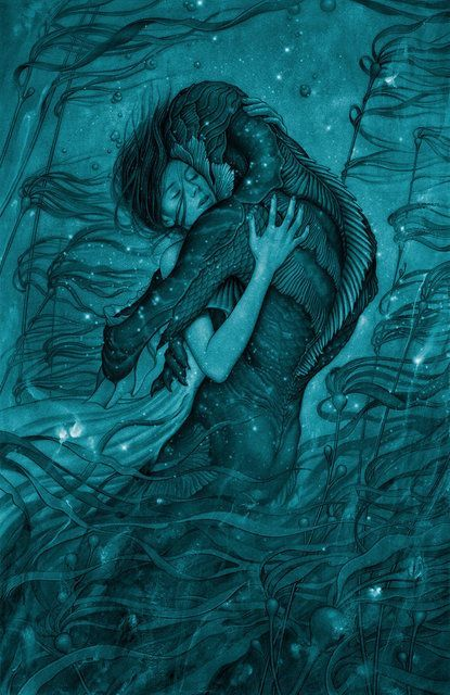 James Jean | The Shape Of Water (2018) | Available for Sale | Artsy