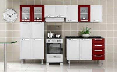 Cozinha Planejada Itatiaia Com Imagens Cozinha Planejada