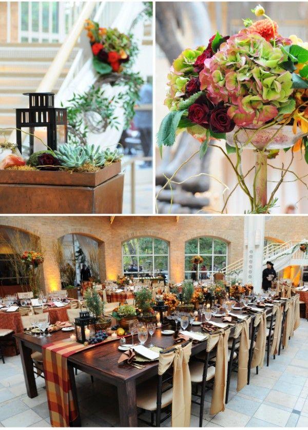 tuscan wedding theme | Atlanta Wedding at The Fernbank ...