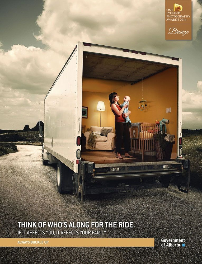CURTIS TRENT Vehicle traffic safety Advertising