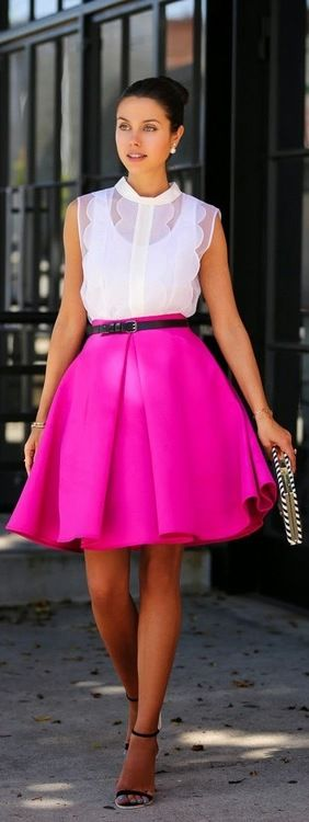 Peony Pink -  VivaLuxury ...now go forth and share that BOW & DIAMOND style ppl! Lol. ;-) xx