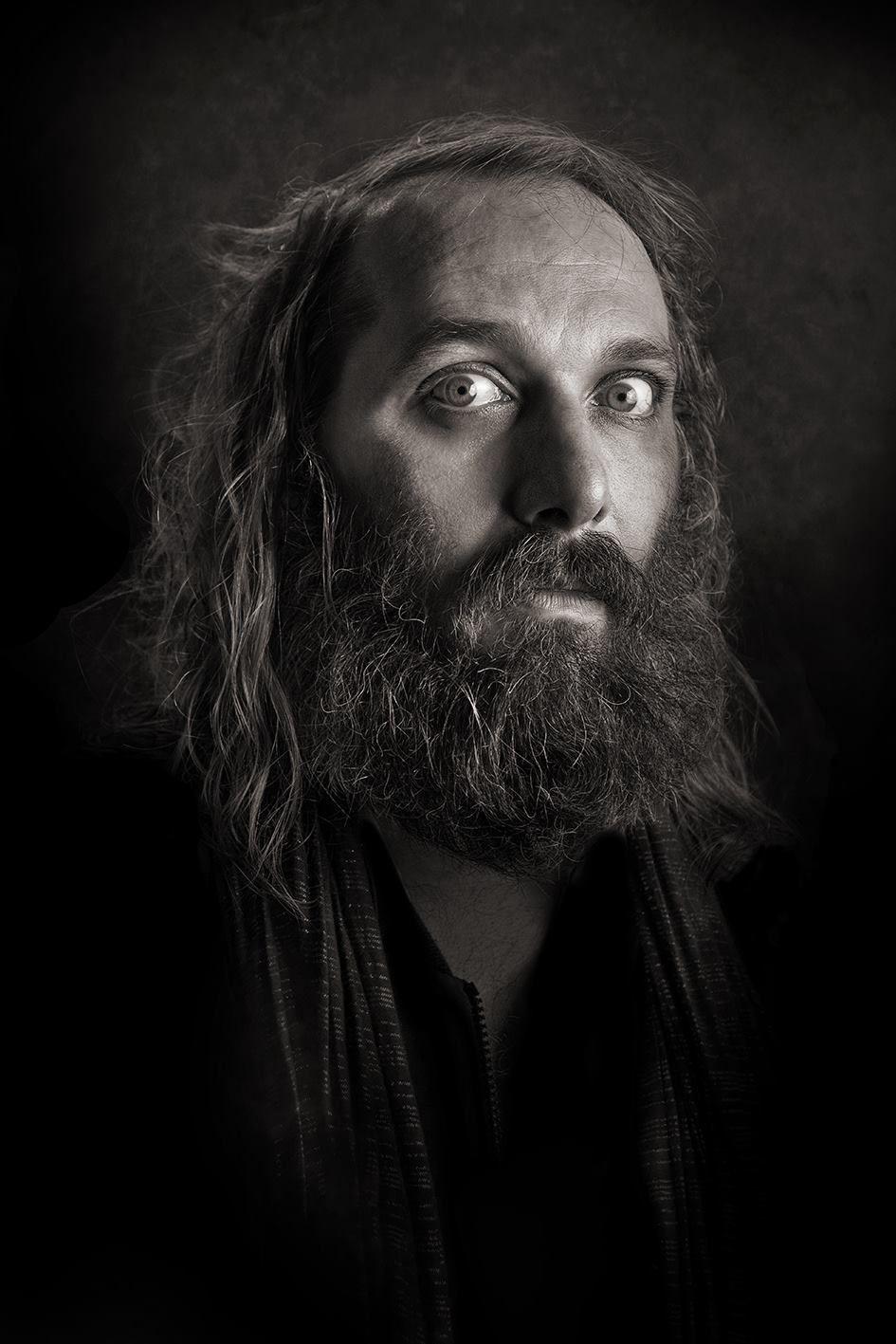 Sebastien Tellier by Krijn. © Krijn van Noordwijk