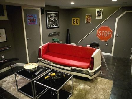 The 20 Most Awesome Man Caves Cool Dude Stuff