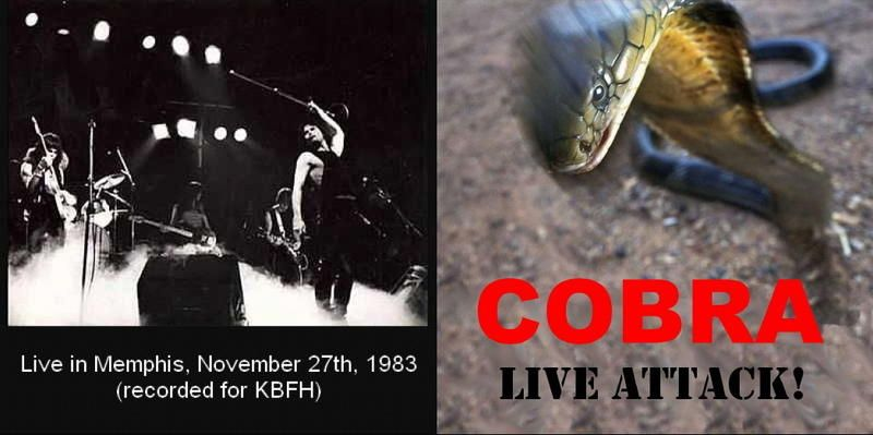 COBRA live in 1983 (feat  Jimi Jamison and Mandy Meyer – great AOR