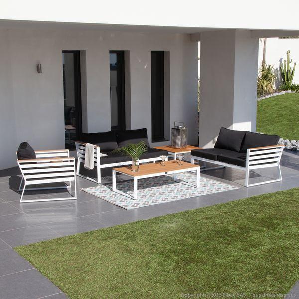 salondejardin #outdoorfurniture #salonjardin5place #decoexterieure ...