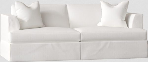 Carly Sleeper Sofa sofa with removable cover, 6 foot sofa, curved ...