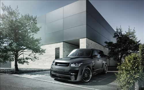 Hamann has updated its Mystere aftermarket program for the Range Rover, this time the car comes without the pink chrome exterior finish....... #pinkrangerovers Hamann has updated its Mystere aftermarket program for the Range Rover, this time the car comes without the pink chrome exterior finish....... #pinkrangerovers