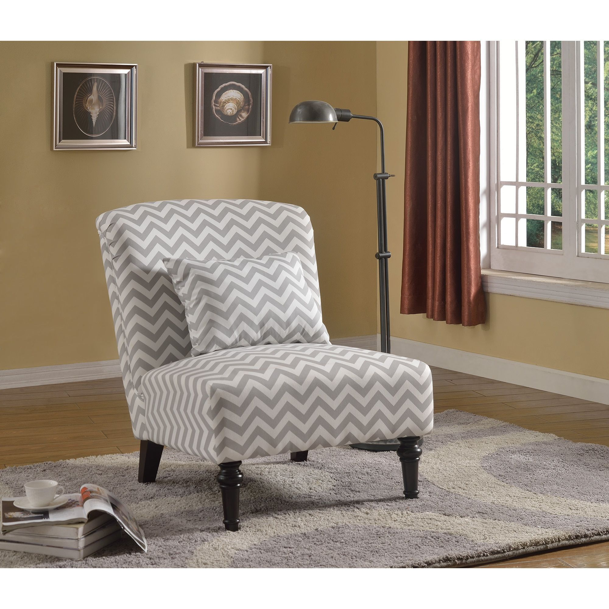 Best Master Furniture Coastal Living Room Accent Chair 400 x 300
