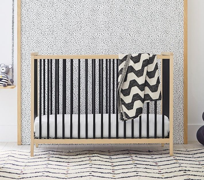 Knox Convertible Crib Baby Crib Pottery Barn Kids In