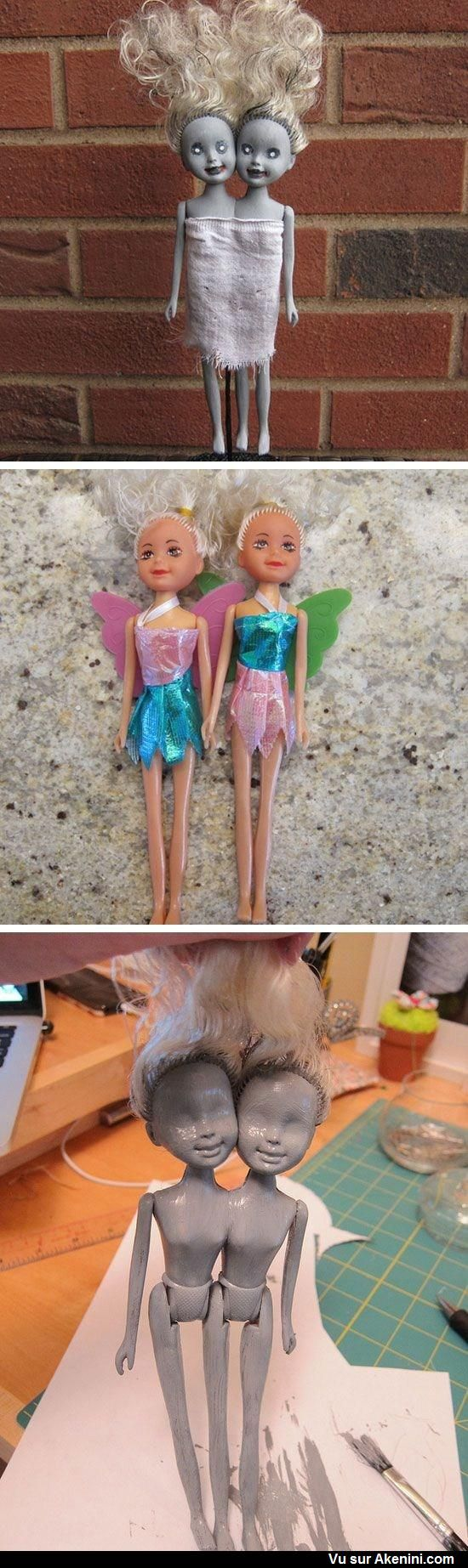 Akenini dcorations halloween halloweenmagic pinterest zombie siamese twin dolls click pic for 27 diy halloween decorating ideas for kids easy halloween party decor ideas for kids solutioingenieria Choice Image