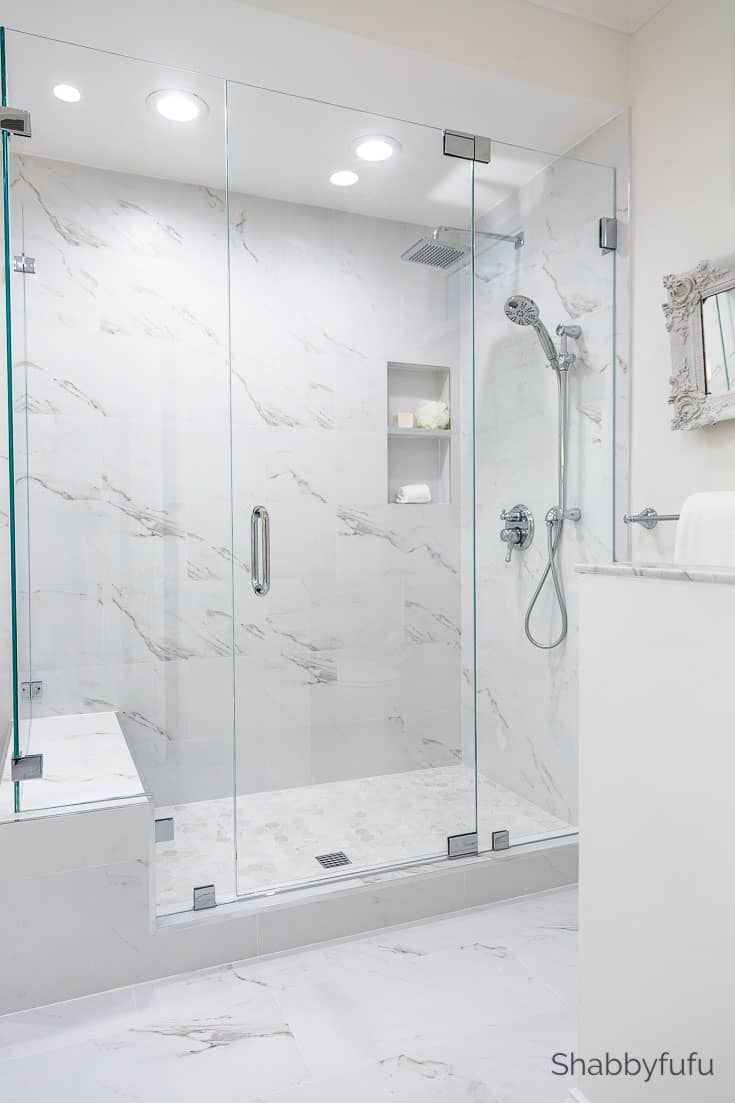 Master Bathroom Makeover With Delta Faucet