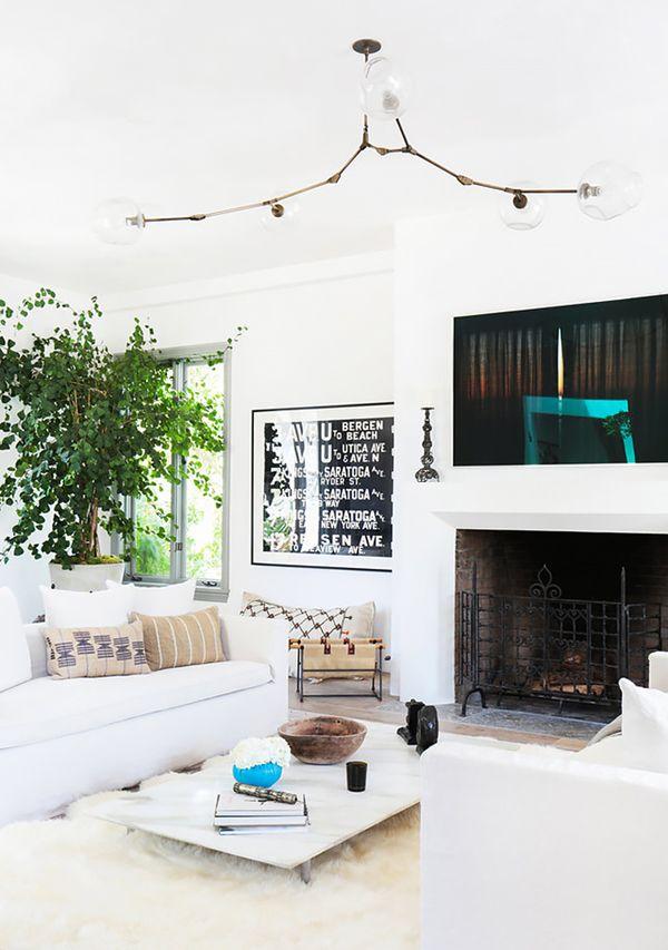 AN INTERIOR DESIGNER\'S HOME IN MALIBU, CALIFORNIA (style-files.com ...