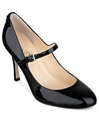 Ivanka Trump Shoes, Janna Mid-Heel Mary Jane Pumps