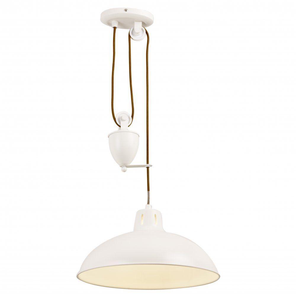 Endon polka cr polka 1 light rise and fall ceiling pendant cream endon polka cr polka 1 light rise and fall ceiling pendant cream aloadofball Choice Image