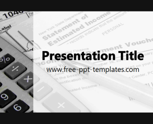 Tax powerpoint template is a white template with appropriate tax powerpoint template is a white template with appropriate background image which you can use to toneelgroepblik Image collections