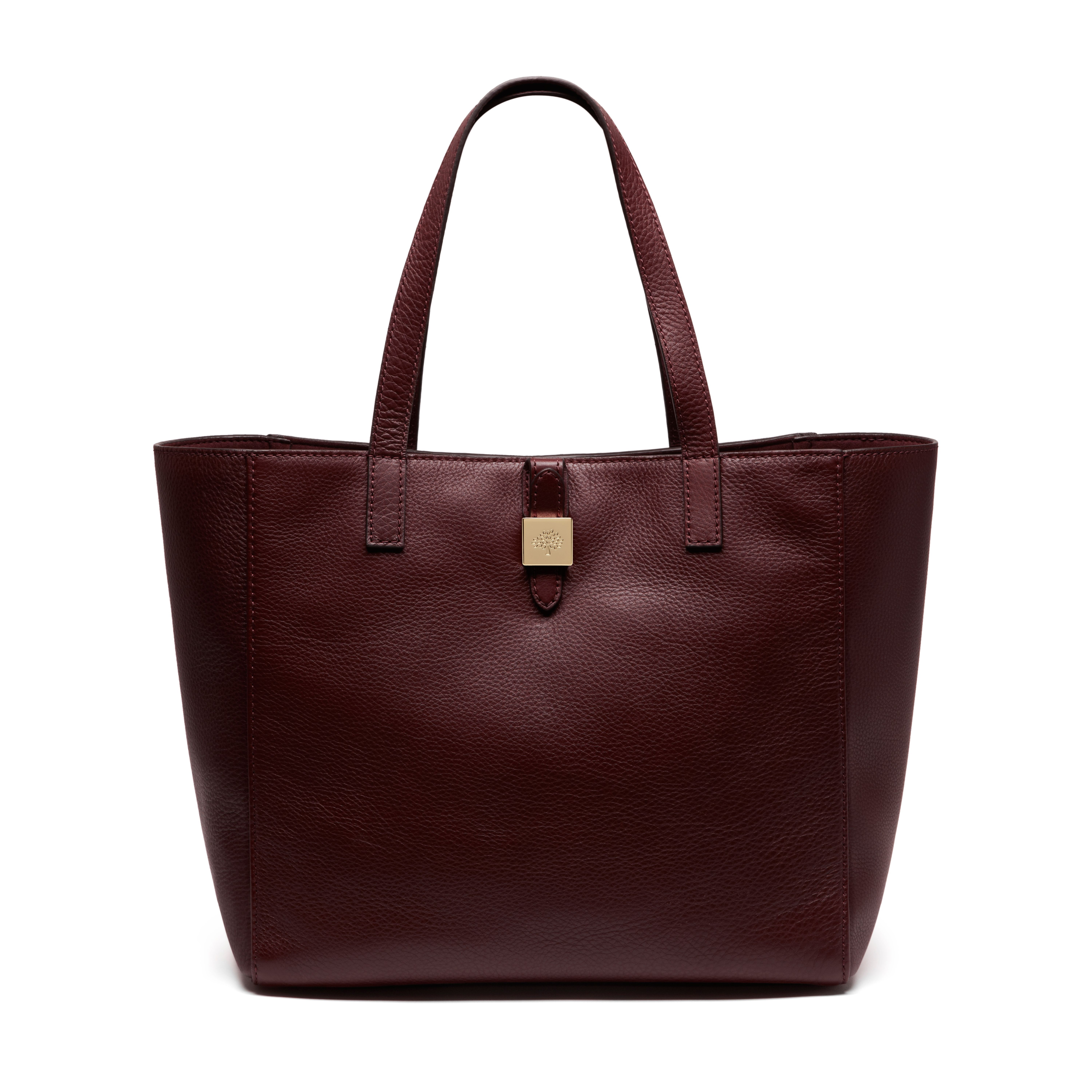 c2c28455dd ... order mulberry tessie tote in oxblood soft small grain c4b53 9957a