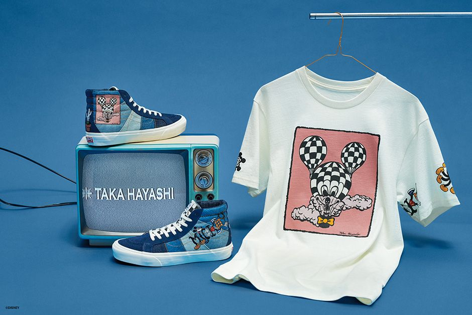 59446f234af Vault by Vans x Disney Mickey Mouse 90th Anniversary Collection -  nitrolicious.com
