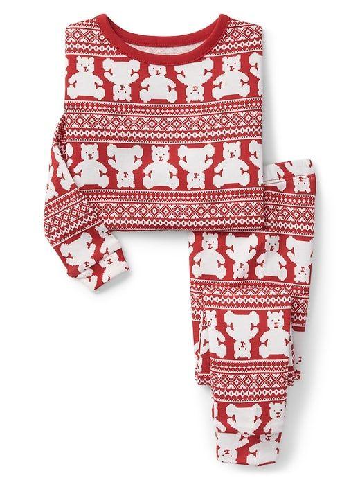 gap cute christmas pajamasholiday