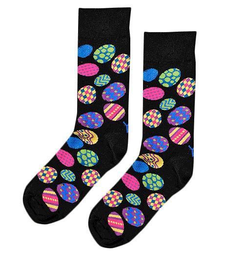 b23e4b068e0 Multi-Color Easter Egg Socks