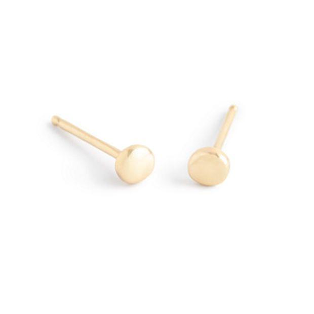Catbird For J.Crew 14K Gold Les Petites Earrings