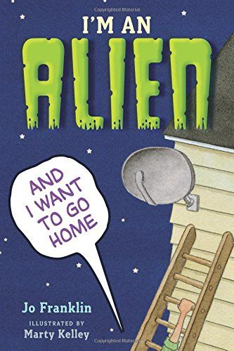 Robot Check Books For Tweens Alien Things I Want