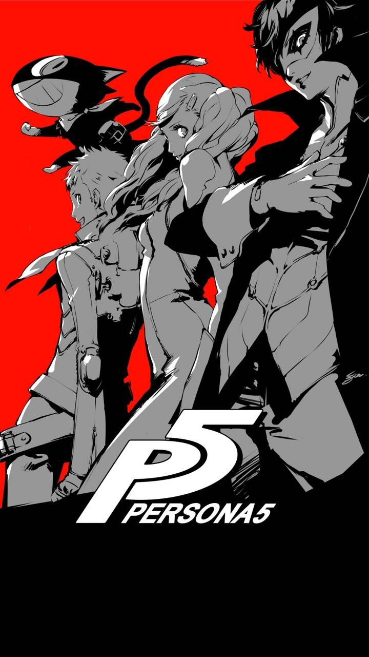 Download Persona 5 wallpaper by jaccko86 c6 Free on