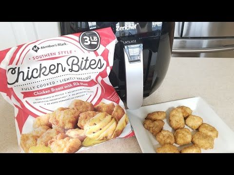 Youtube Air Fryer Recipes Chicken Bites Nuwave Air Fryer