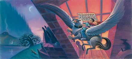 Harry Potter Harry Potter And The Prisoner Of Azkaban Mary