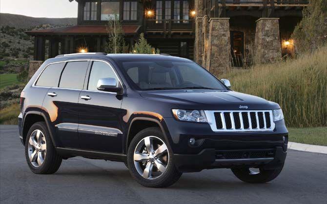 2011 Jeep Grande Cherokee Looks Just Like Morgan S Hmmmm When