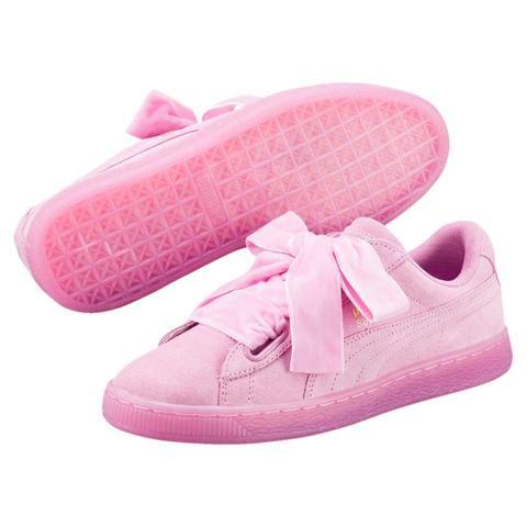 baby pink pumas