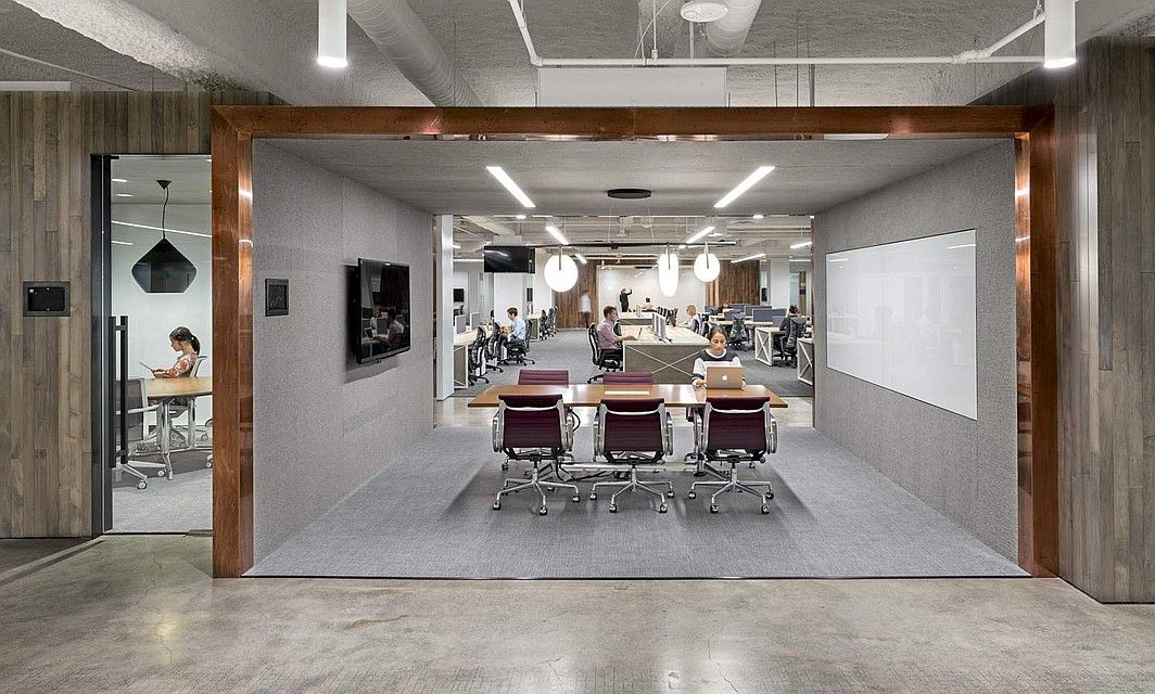 uber office design. Over And Above: Studio O+A Designs HQ For Uber Office Design