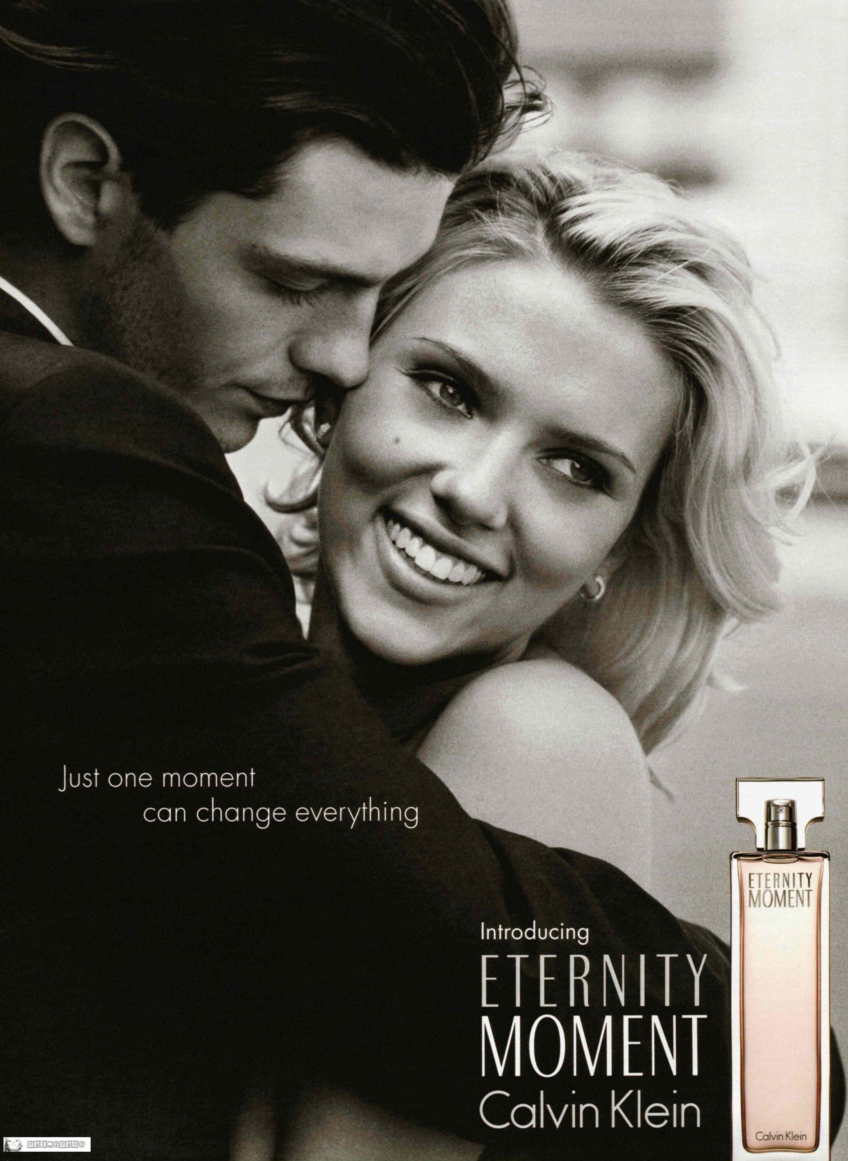 Calvin MomentTrent Klein Ford And Johansson Eternity Scarlett By kXPZiu
