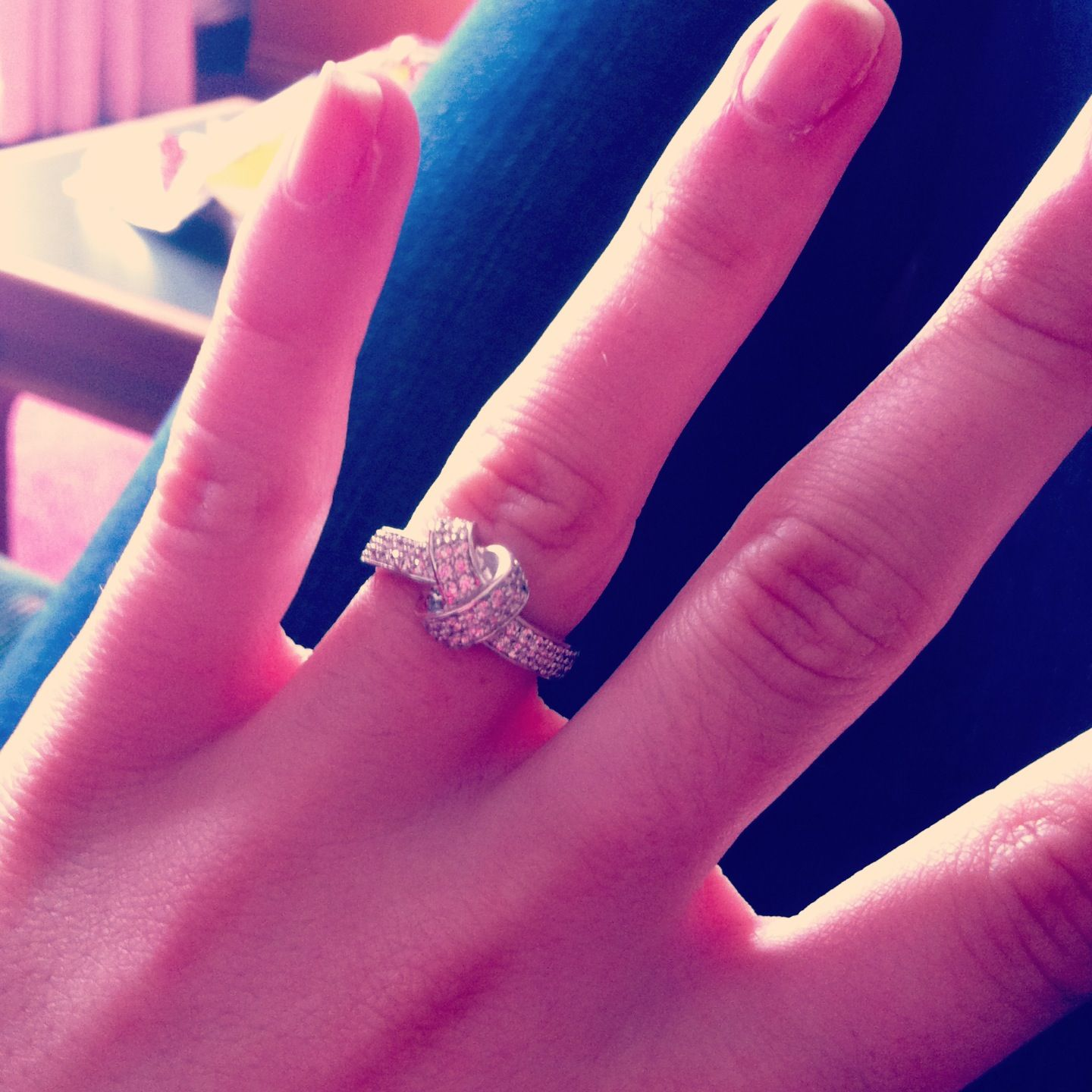 Promise ring ❤ yes yes!!! | I Promise | Pinterest | Promise rings ...
