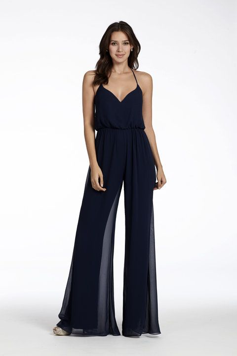 13f2d538e9a2 style 5710 the coolest one yet! bridesmaid jumpsuit by hayley paige ...