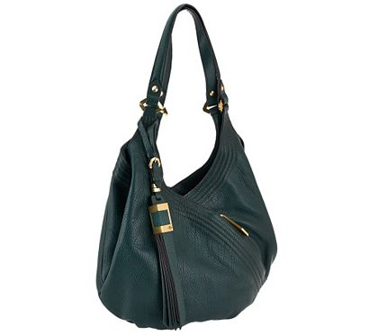 You're a woman with impeccable taste. That must be why this Italian leather hobo bag from orYANY appeals to you. The contemporary shape is easy to love, as is the dog leash hook center closure that lets you adjust the bag's width. From orYANY. QVC.com