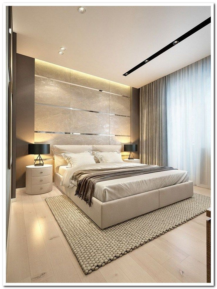 31+ Modern And Simple Bedroom Design Ideas 00010