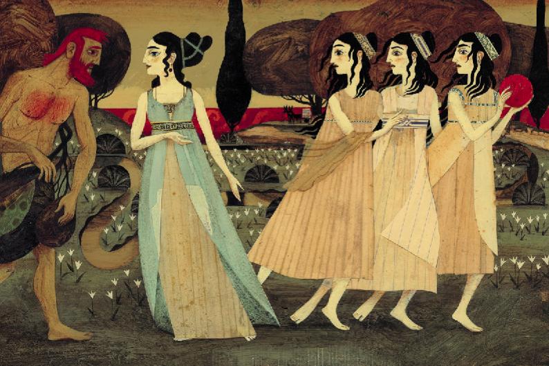 Image result for Pep Montserrat per al llibre L'Odissea