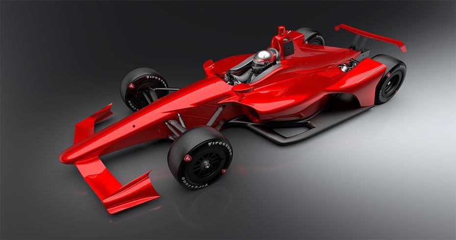 New Images Of Next Car For Verizon Indycar Series Unveiled Indy Cars Indy Car Racing Racing