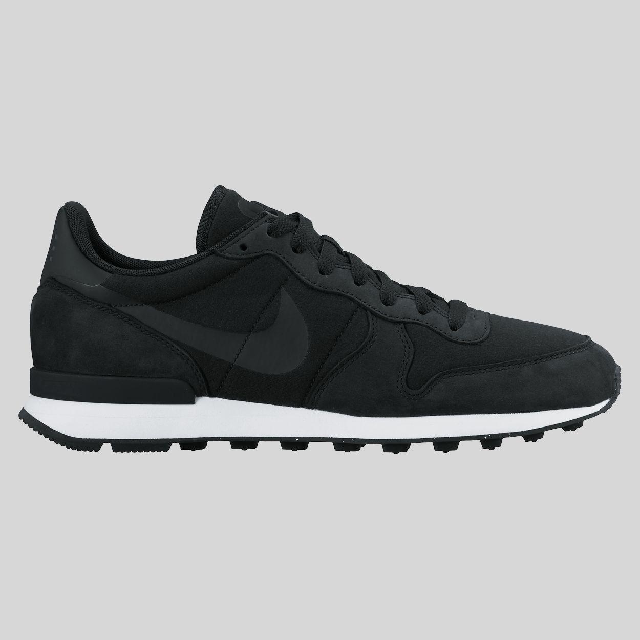 Nike Internationalist TP Tech Pack Black White
