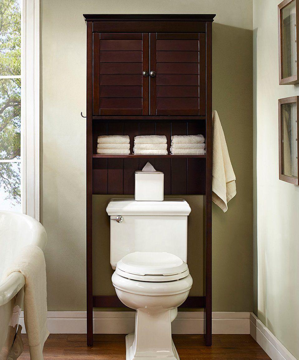 Simple Living Space Saver Bathroom