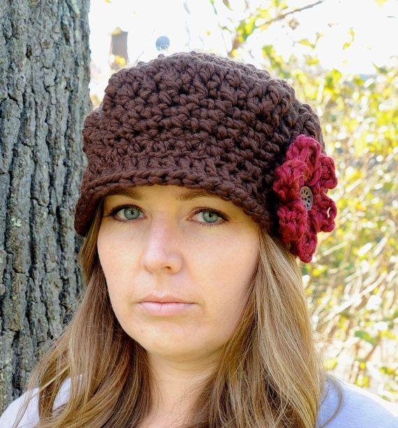 crochet hat | Crochet | Pinterest | Mütze, Hüte und Mützen und ...